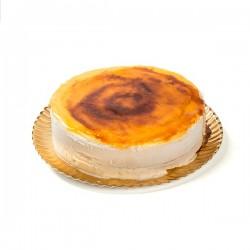 Tarta Helada de Turrón y vainilla