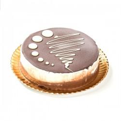 Tarta Helada Chocolate y Nata
