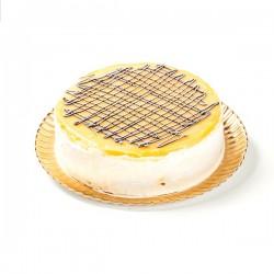 tarta Helada de Queso y Mango
